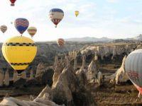 Kapadokya'da Balon kazası 1 ölü