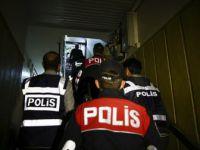 Bin 873 kişi Gözaltına Alındı