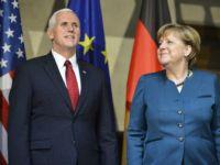 """Angela Merkel: """"İslam Terörizmin Kaynağı Değildir """""""