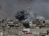 Esad Güçleri Şam'ı Vurdu: 97 Yaralı