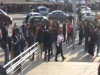İstanbul'da Avm'de Panik