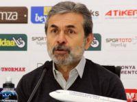 Konyaspor Yönetim Kurulu'ndan Aykut Kocaman Açıklaması