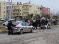 Balıkesir, Ayvalık'ta İki Motosiklet Çarpıştı: 2 Yaralı
