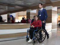 Erzincan Gazi Eğitim ve Araştırma hastanesi Engelleri kaldırdı