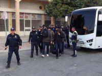 Mersin'de 'ByLock'çu 7 Asker Adliyeye Sevk Edildi