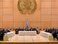 Cenevre'de Suriye Konulu Görüşmelerin 4. Turu Başladı