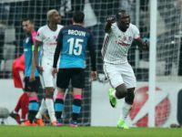 Beşiktaş Adını UEFA Avrupa Ligi'nde Son 16'ya Yazdırdı
