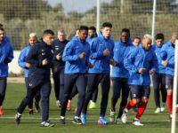 Spor Toto Süper Ligi, Antalyaspor, Akhisar Maçının Hazırlıklarını Sürdürüyor