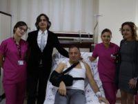 8 Yıldır Şikayet Ettiği Hastalığı Omuz Ağrısından Artroskopik Yöntemle Kurtuldu