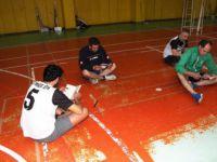 BENGİ Projesi, Maç Arasında Saha ve Tribünlerde Kitap Okudular