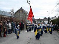 """Belçika'nın """"Türk Köyü"""" Faymonville'de Karnaval Coşkusu"""