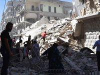 BM: ''Esed Rejimi ve Rusya Savaş Suçu İşledi''