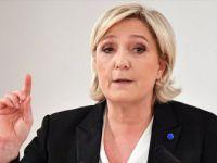 Ulusal Cephe Lideri Marine Le Pen'den Dostça 'Frexit' Önerisi