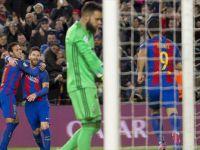 Barcelona Liderliğini Korudu, Celta de Vigo 0-5 Barcelona