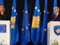 AB Yüksek Temsilcisi Federica Mogherini: Sırbistan İle Kosova Arasındaki Diyaloğun Alternatifi Yok