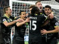 Premier Lig, Chelsea 2-1 West Ham United