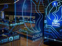 Borsa İstanbul Günü 0,54'lük Düşüşle Tamamladı