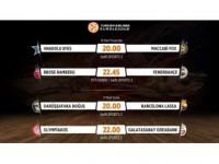 Thy Avrupa Ligi'nde Heyecan 26. Hafta Maçlarıyla Sürecek