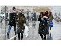 Meteorolojiden 5 İl İçin Kuvvetli Kar Yağışı Uyarısı