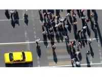 İstanbul'da 'Kademeli Yaya Geçidi' Düzenlemesi