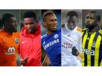Süper Lig'in Afrikalı Yıldızları