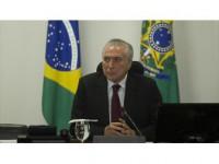 Brezilya Devlet Başkanı Temer'den 'Ekonomik Utanç' Tanımlaması