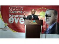 Sağlık Bakanı Akdağ: Türkiye'yi Bürokratlar Değil, Seçilmişler Yönetsin İstiyoruz