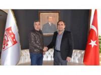 Sivasspor, Samet Aybaba İle Anlaştı