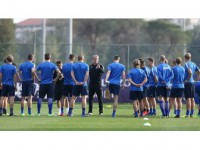 Finlandiya A Milli Takımı'nda Türkiye Maçı Hazırlıklarını Sürdürdü