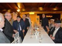 Başkan Albayrak Huzurevi Sakinleriyle Akşam Yemeğinde Bir Araya Geldi