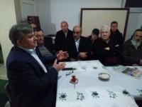 Ak Parti Milletvekili Çaturoğlu Referandum Gezilerini Alaplı'da Sürdürüyor