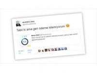 Sosyal Medyadan Rica Etti, Rektör Faturasını Ödedi