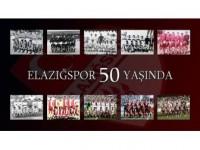 Elazığspor 50 Yaşında