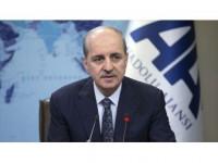 Başbakan Yardımcısı Kurtulmuş: Deaş'ın Yerine Pyd Konulursa Operasyonda Yer Almayız