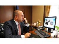 Dışişleri Bakanı Çavuşoğlu Bulgar Mevkidaşı İle Telefonda Görüştü