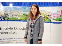 Adü'nün Yabancı Öğrencisinden Makale Yarışmasında İkincilik Ödülü