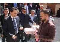 Mardin'de Şehitler İçin Mevlidi Şerif Okutuldu