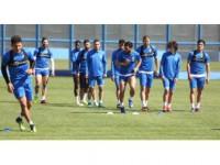 Adana Demirspor, Hazırlıklarını Tek İdmanla Sürdürdü