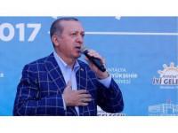 Cumhurbaşkanı Erdoğan: İnanın Bunlara 5 Tane Keçi Teslim Edin, Kaybeder Gelirler