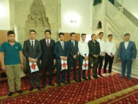 Hutbe Okuma Yarışması İl Finali Malkara'da Yapıldı