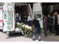 El Bab'ta Eyp İnfilak Etti: 3 Yaralı