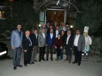 Şehit Aileleri Ve Gaziler Baybatur'u Ağırladı