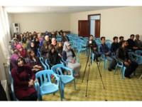 Adıyaman'da Psiko Sosyal Eğitim Semineri Düzenlendi