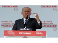 Mhp Genel Başkanı Bahçeli: 15 Temmuz İhanetinin Faili Bal Gibi Fetö'dür