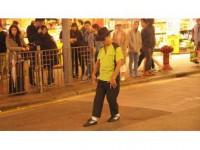 Hong Kong'da 'Şemsiye Devrimi' Sokaklarında Dans Ve Müzik