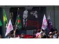 Erdoğan'ı Hedef Gösteren Pankartı Açan Şüphelilere Soruşturma