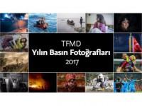'Tfmd Yılın Basın Fotoğrafları 2017'nin Kazananları Açıklandı