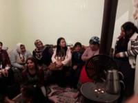 Ak Parti Kadın Kolları Yöneticileri Roman Vatandaşlarla Buluştu