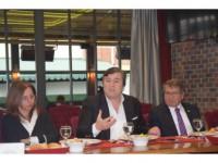 Tsyd Genel Başkanı Oğuz Tongsir Spor Basını İle Bir Araya Geldi