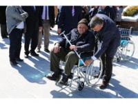 Niğde Belediyesi Engelli Vatandaşın Yüzünü Güldürmeye Devam Ediyor
